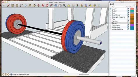 Bench Press Strength Training by Diy Power Rack For Strength Training Dead Lift Squat
