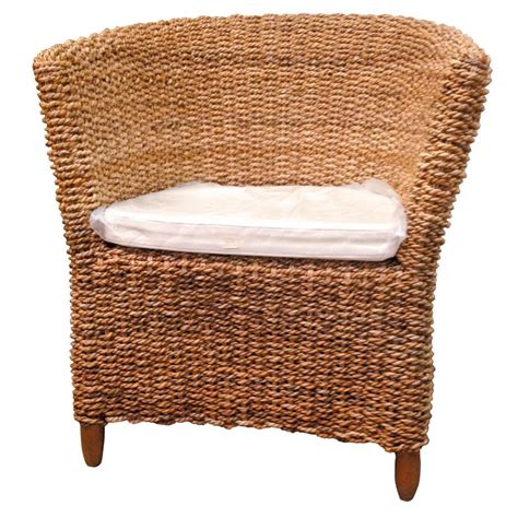 furniture classics 42122 fc outdoor seagrass club chair