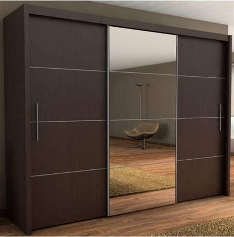 inova wenge espresso 3 door sliding door wardrobe slider
