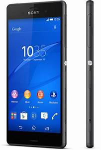Sony Xperia Z3 Dual Sim - 16gb  Android Os  4g Lte  Black