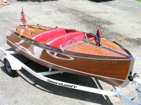 Chris Craft Wooden Boats by Identify Your 1942 17 Chris Craft Special Runabout