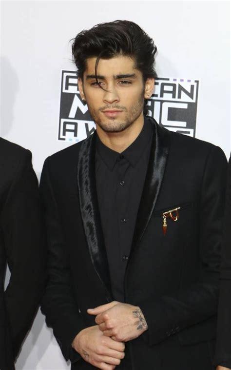 Zayn Malik Long Hair