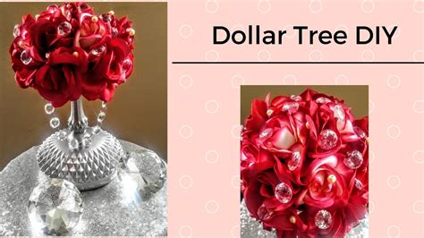diy dollar tree luxurious centerpiece weddings