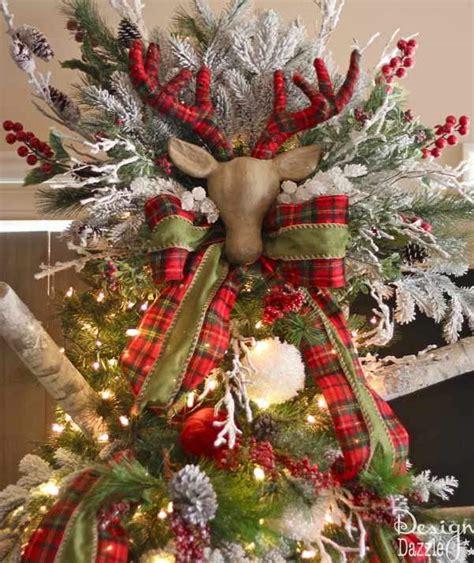 cozy plaid decor ideas  christmas christmas