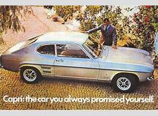 Ford Capri the UK Mustang? One man and his Mustang