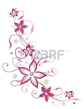 bilder blumenranken ranke in rosa und gr 252 n photo dot painting blumen