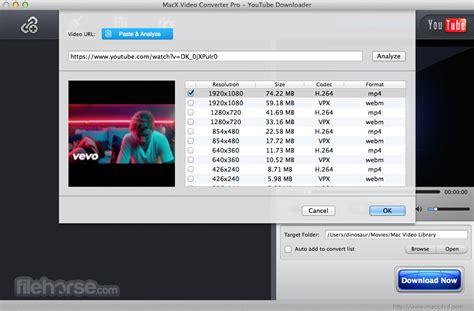 imac macx video converter pro   spanish