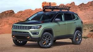 2017 Jeep Trailpass Concept Review