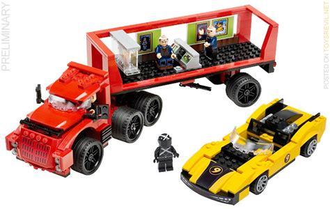 Speed Racer Movie Lego Sets