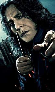Snape Case | Severus snape, Snape harry potter, Snape