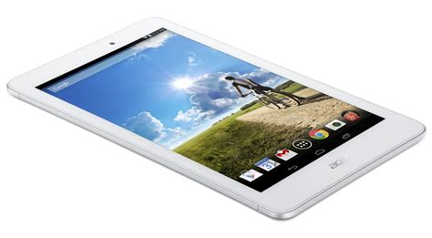Acer Intros New Iconia Tab 8 Android Tablet, Quad-core