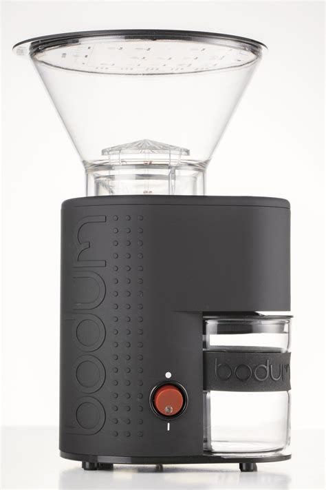 Available in different styles and colours. Bodum Burr Coffee Grinder Review
