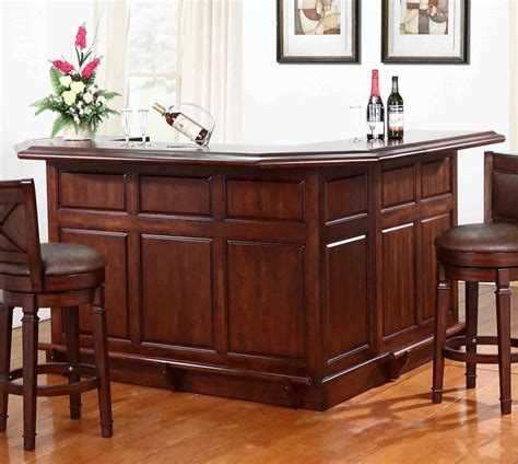 Home Bar Furniture With Sink by Belvedere Return Home Bar Distressed Walnut Eci