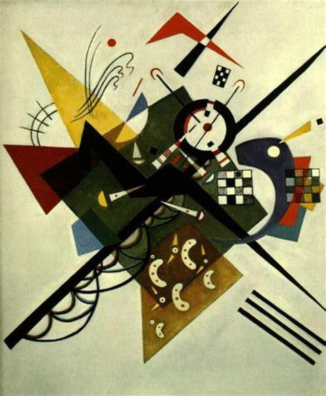 On white II karya Wassily Kandinsky Seni Rupa Dictio