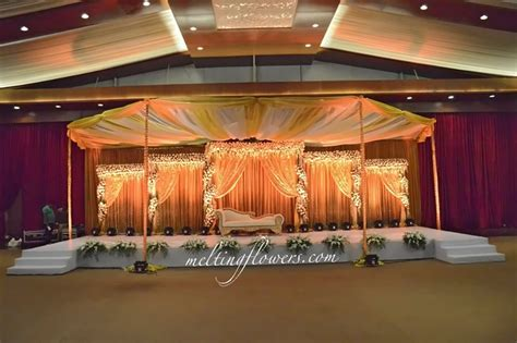 Decoration Ideas For Mandap And Reception Stages Wedding