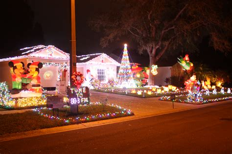 christmas lights st petersburg fl best place to see christmas light display ta brandon