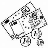 Imprimir Pictogrammes Billetes sketch template