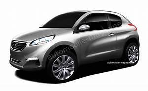 Ce Plus Peugeot : le suv de poche l 39 automobile magazine ~ Medecine-chirurgie-esthetiques.com Avis de Voitures