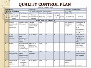 27 images of manufacturing quality testing template for Quality control plan template for manufacturing