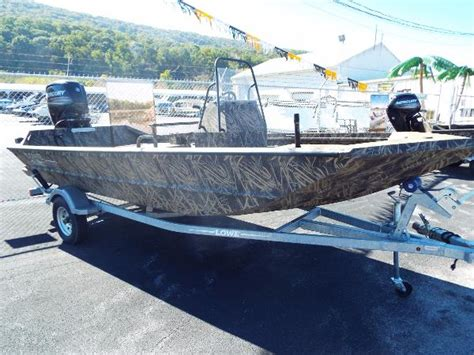 Pathfinder Jet Boats by 2017 Lowe Roughneck 1760 Tunnel Jet Pathfinder Duncannon