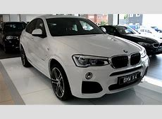2015 New BMW X4 xDrive 30d with M Sport package F26 YouTube
