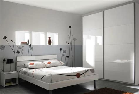 decoration chambre adulte grise decoration chambre adulte grise
