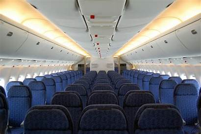 Seats Plane Aircraft Boeing Rows Airline Flight