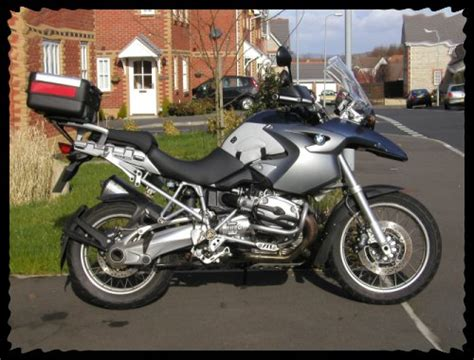 2005 Bmw R1200gs by Motorcycle Info Pages Reviews Gt Rhisiart Talks About His