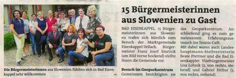 Kleine Zeitung Bad Eisenkappel by Bad Eisenkappel Startseite