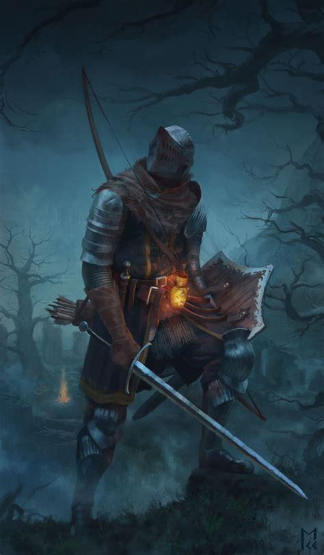 the hopeful knight by castaguer93 on deviantart