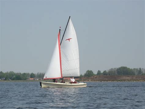 Valk Zeilboot by Polyvalk Open Zeilboot Midwolda Botentehuur Nl