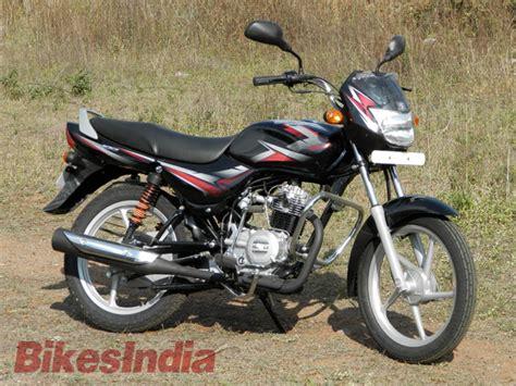 Bajaj Ct100 Modified Bike Images by New 2015 Bajaj Ct100 Ride Review 187 Bikesmedia In