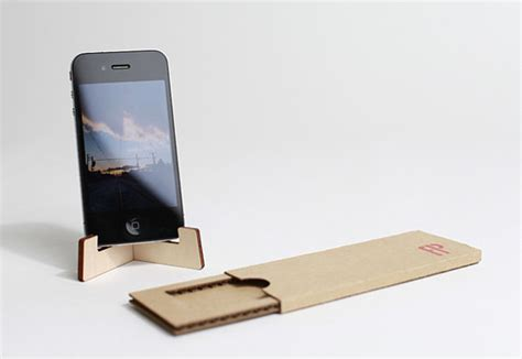 iphone stand iphone stand flatpackables