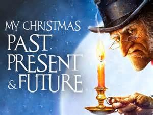 Christmas Carol Ghost Past Present Future