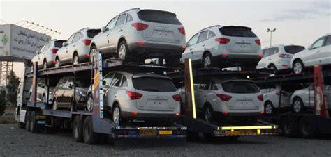 Iran Auto Imports Grow 54%  Financial Tribune
