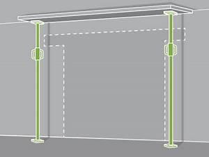 Poser Bloc Porte Entre 2 Murs : comment d molir une cloison en briques leroy merlin ~ Dailycaller-alerts.com Idées de Décoration