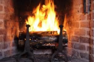the yule log