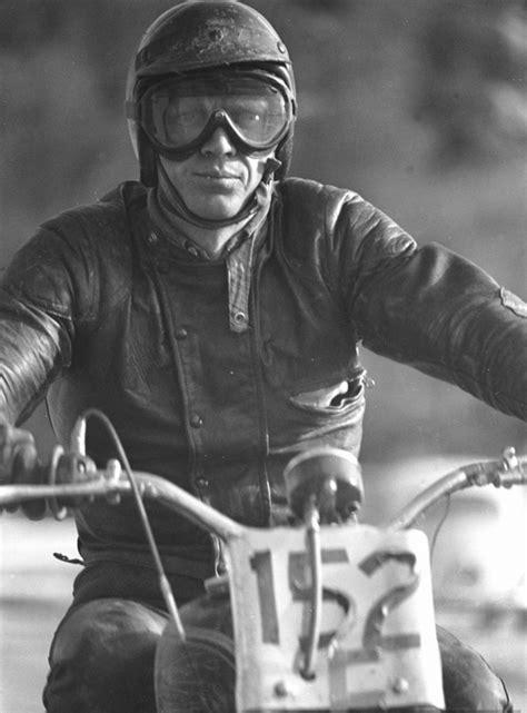 Motoblogn: 26 Photos Celebrating The King Of Cool - Steve