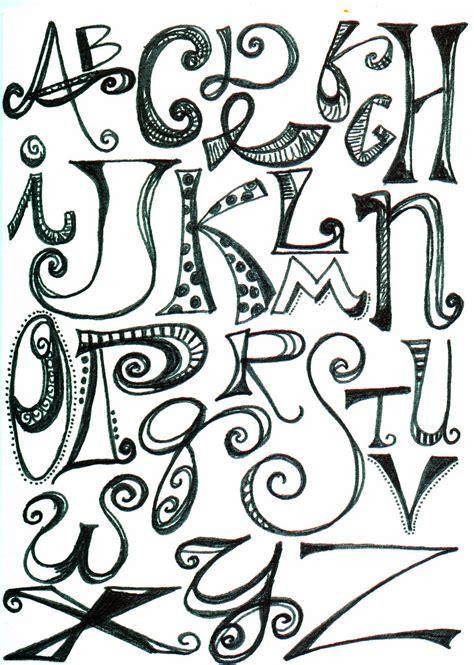 printable alphabet stencils