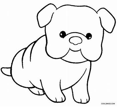 Coloring Puppy Pages Puppies Dog Colouring Beagle