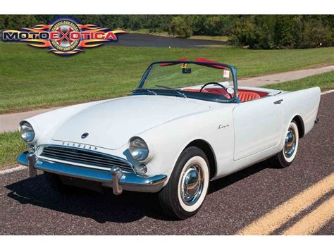 1962 Sunbeam Alpine For Sale