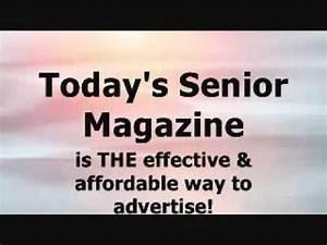 Today's Senior Magazine Advertising.wmv - YouTube