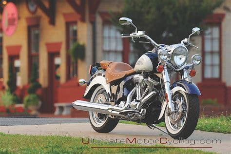 Indian Motorcycle... The Resurrection