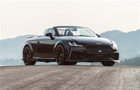 We did not find results for: ABT Audi TT RS-R Roadster Packs 500PS, Will Beat An R8