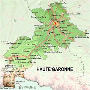 Leboncoin 31 Haute Garonne : haute garonne voyages cartes ~ Dailycaller-alerts.com Idées de Décoration