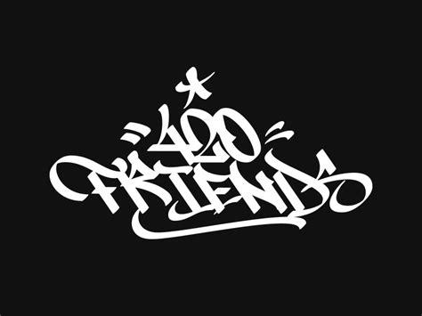 friends lettering  renato radeke  dribbble