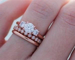 Can i wear a mismatched engagement ring and wedding band for Can an engagement ring be a wedding ring