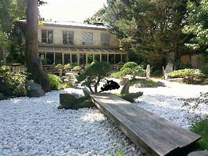 jardin zen With amenagement jardin petite surface 11 terrasse style jardin japonais