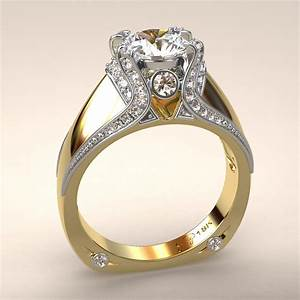 16 examples of loved diamond ring designs for Diamond wedding ring designs