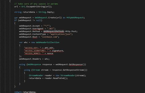 screen useragent httpclient host request into code